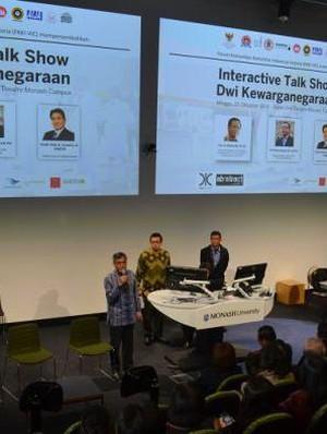 Diaspora Indonesia Harus Kompak Dorong Isu Dwi Kewarganegaraan