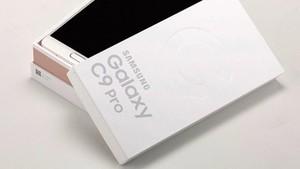 Galaxy C9 Pro: RAM 6 GB & Kamera Depan 16 MP