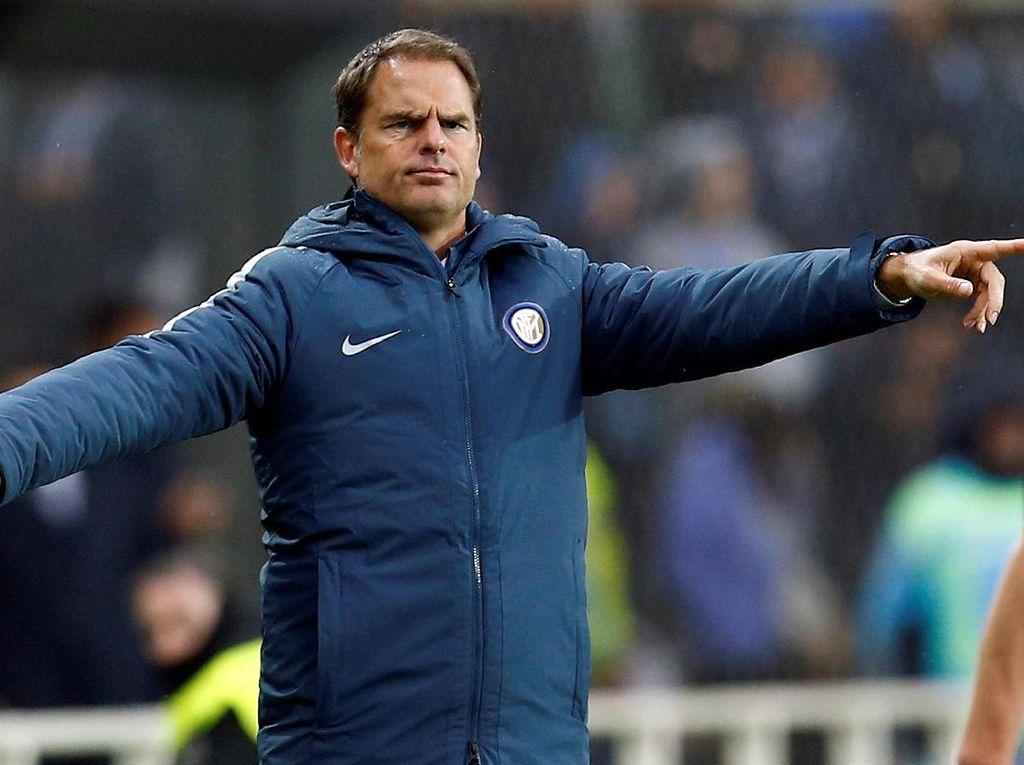 Inter Terpaksa Pecat De Boer