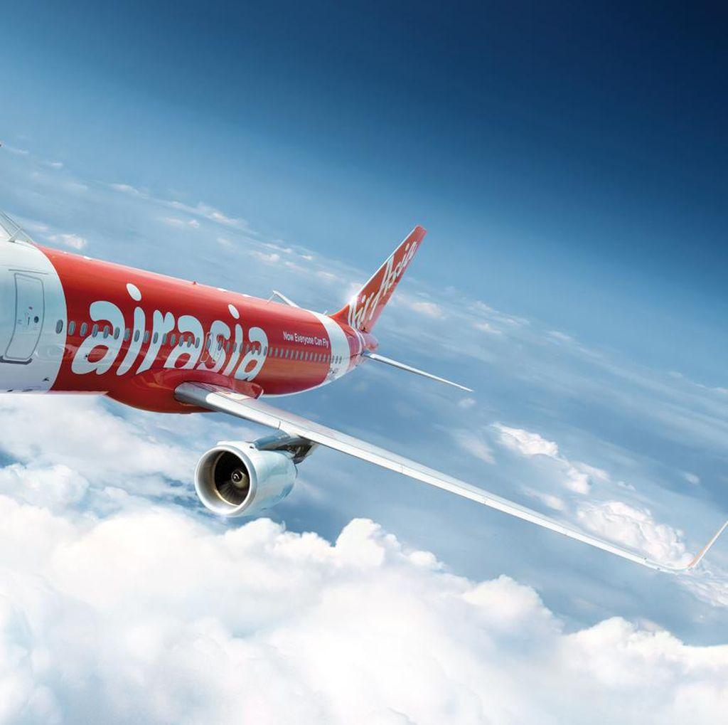 Pesawat dari Yogyakarta ke Jakarta Delay 6 Jam, Ini Penjelasan AirAsia