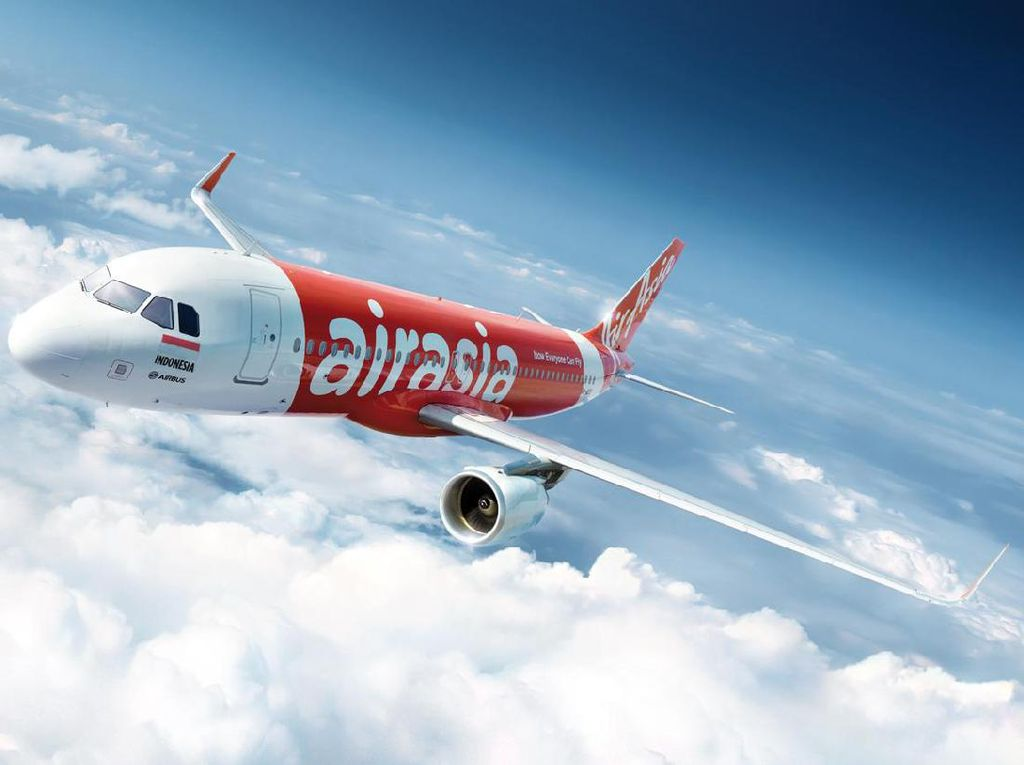 Saham Calon Pemilik AirAsia Lompat 24,7%