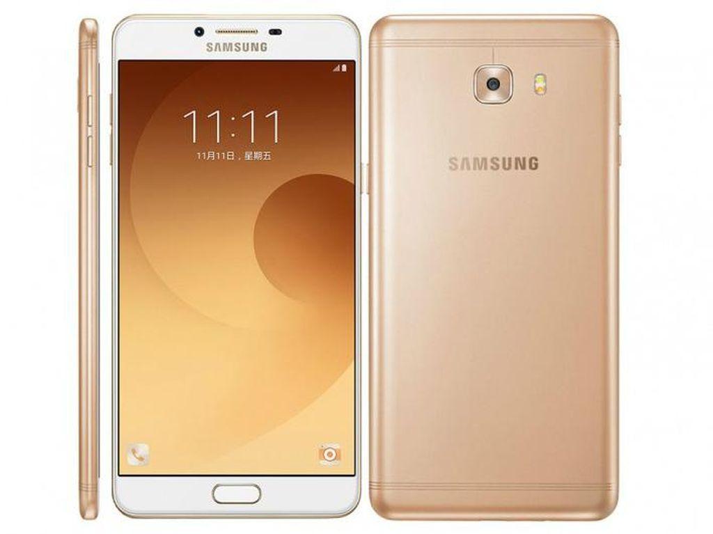 Galaxy C9 Pro, Ponsel Pertama Samsung Usung RAM 6 GB