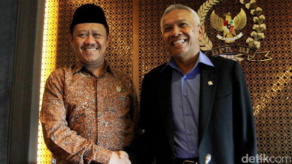 Komisi Yudisial Serahkan Dua Calon Hakim Khusus ke DPR