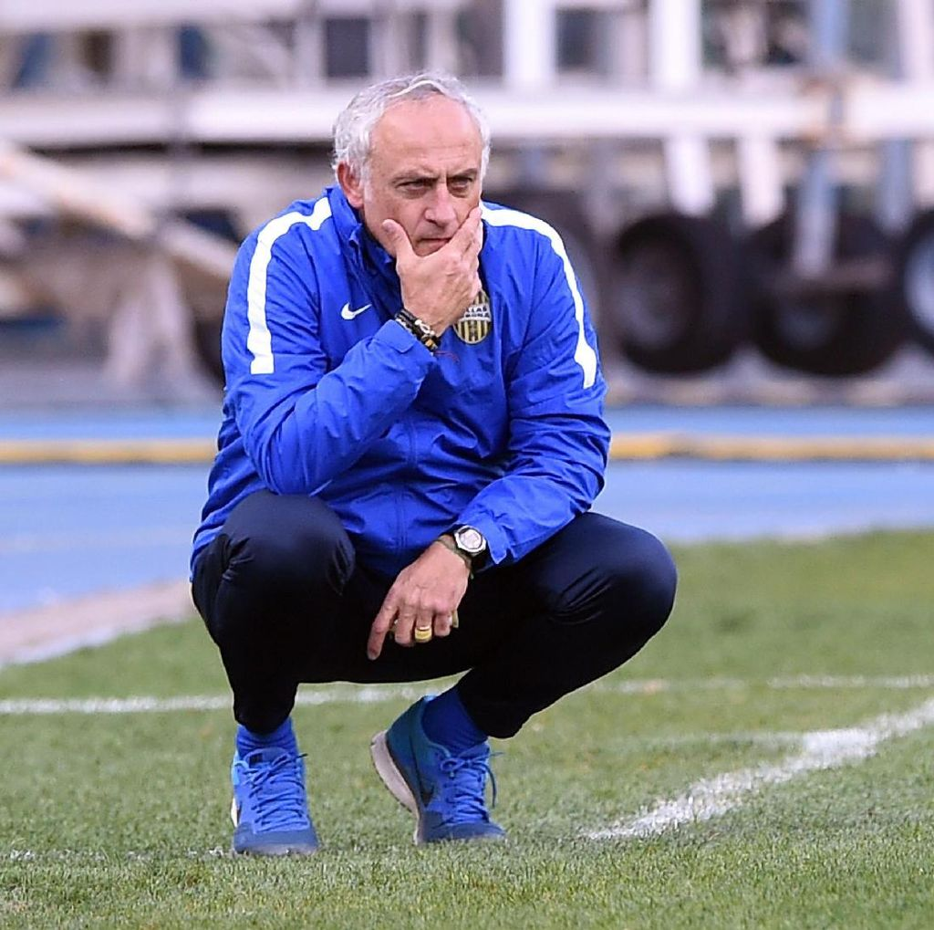 Genoa Ganti Pelatih
