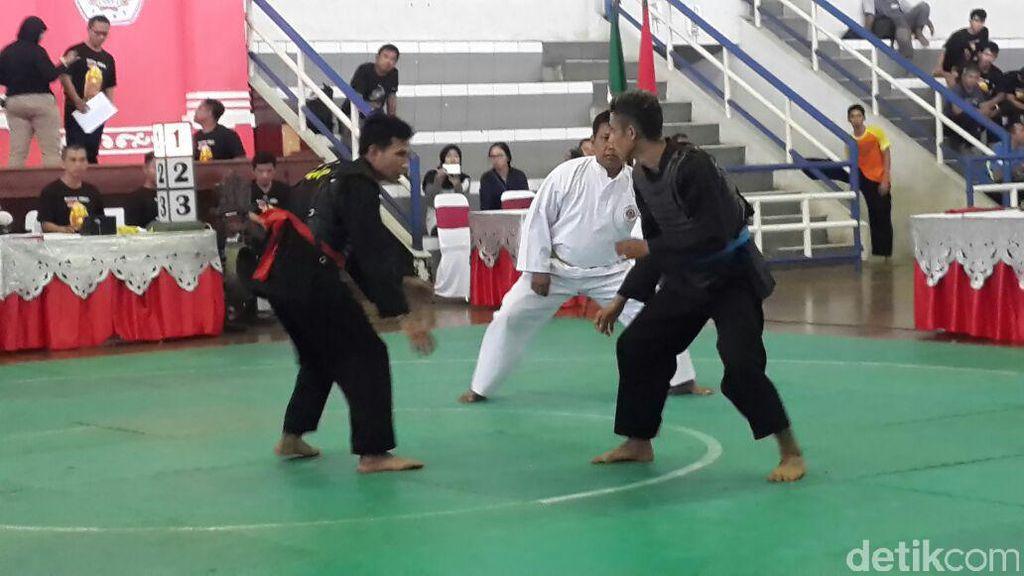 Pencak Silat Dipertandingkan di Asian Games, PB IPSI Bidik 3 Emas