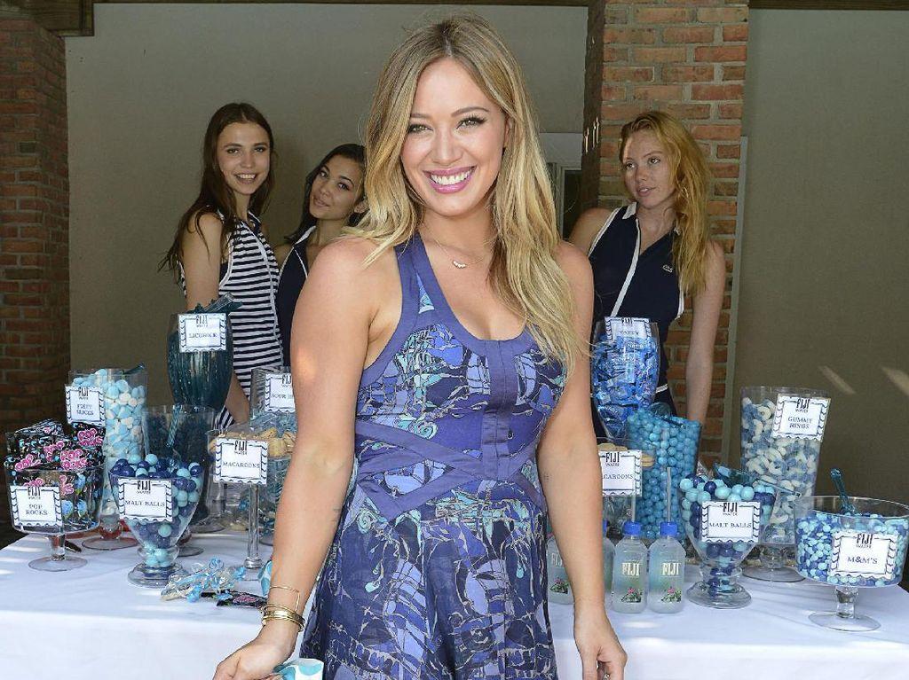 Bolehkah Ibu Hamil 9 Bulan Olahraga Tinju Seperti Hilary Duff