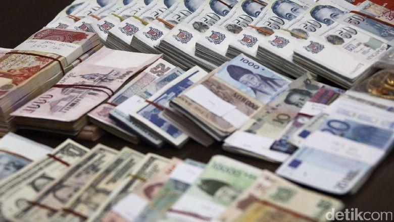 Mata uang bursa