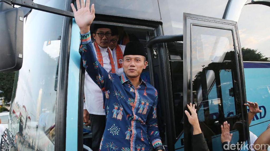 Tetap Gerilya Jika Jadi Gubernur, Agus Akan Terapkan Komando Bergerak