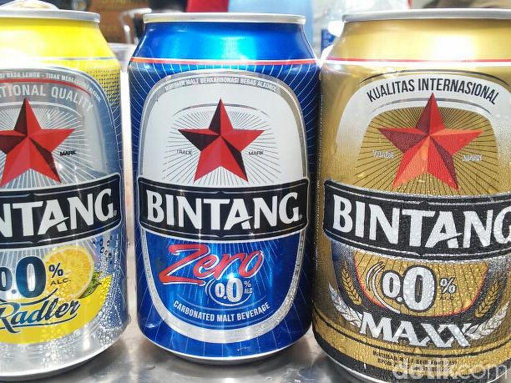 Laba Bersih Produsen Bir Bintang Naik 34% Jadi Rp 1,3 T