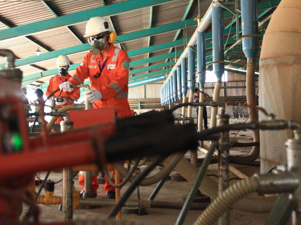 Pasokan Gas Bisa Dongkrak Industri di Tengah Pandemi, Begini Caranya