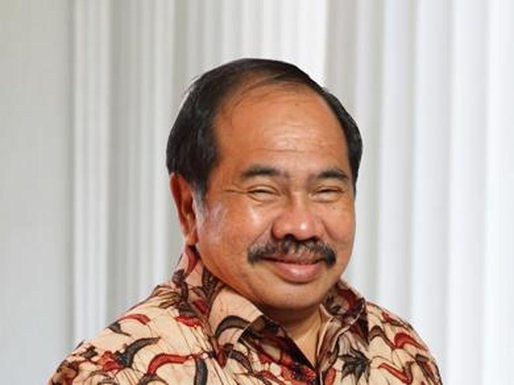 Negatif Corona, Ini Riwayat Penyakit Kepala PPATK Kiagus Ahmad Badaruddin