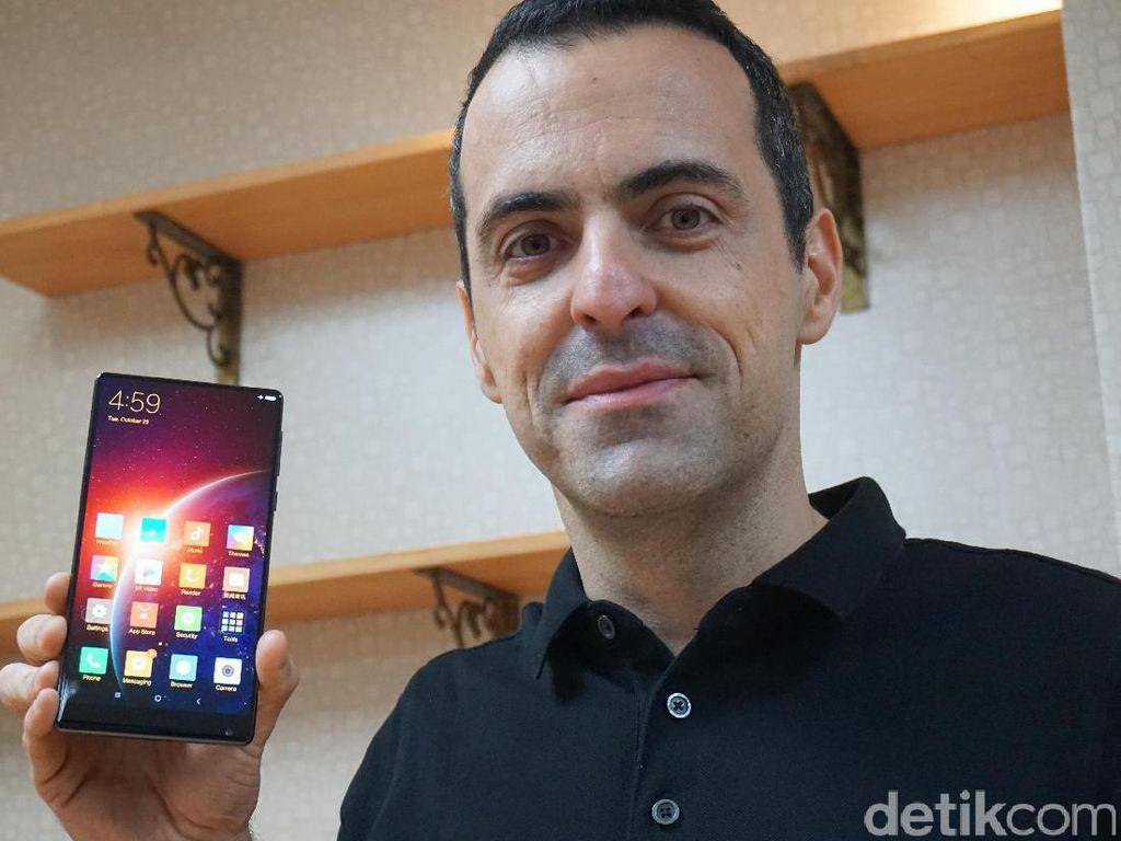 Kisah Hugo Barra yang Ingin Pamer Platform, Bukan Ponsel