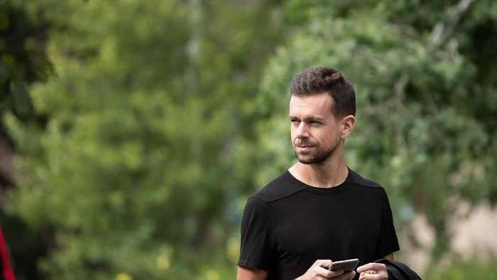CEO Twitter Jack Dorsey. Foto: GettyImages/Drew Angerer/