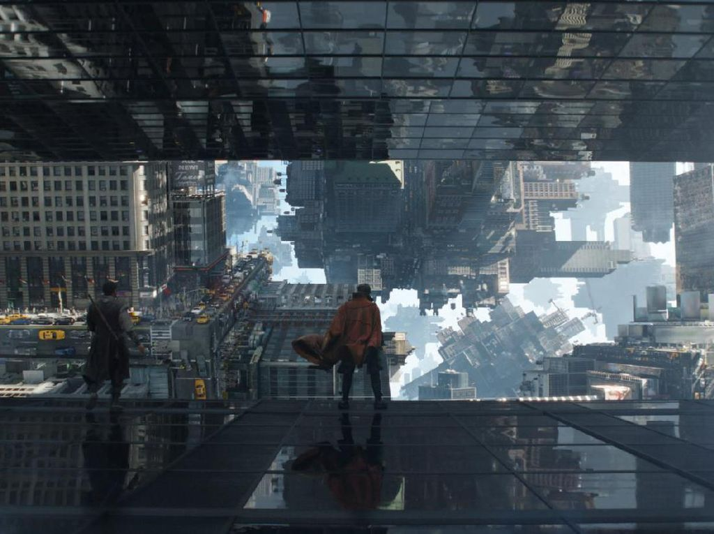 Kata Marvel soal Konsep Multiverse Setelah Endgame