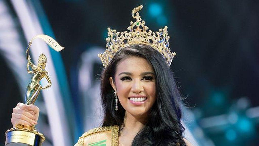 Foto: 7 Wanita Muda Indonesia Berprestasi di Kontes Ratu Kecantikan
