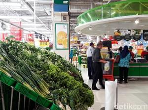 Aneka Promo Sayuran Segar di Transmart Carrefour