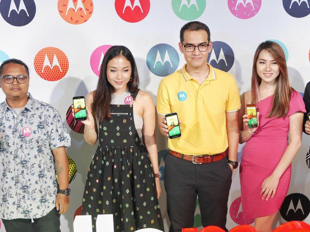 Motorola dan Lenovo Saling Kanibal? Tak Masalah!