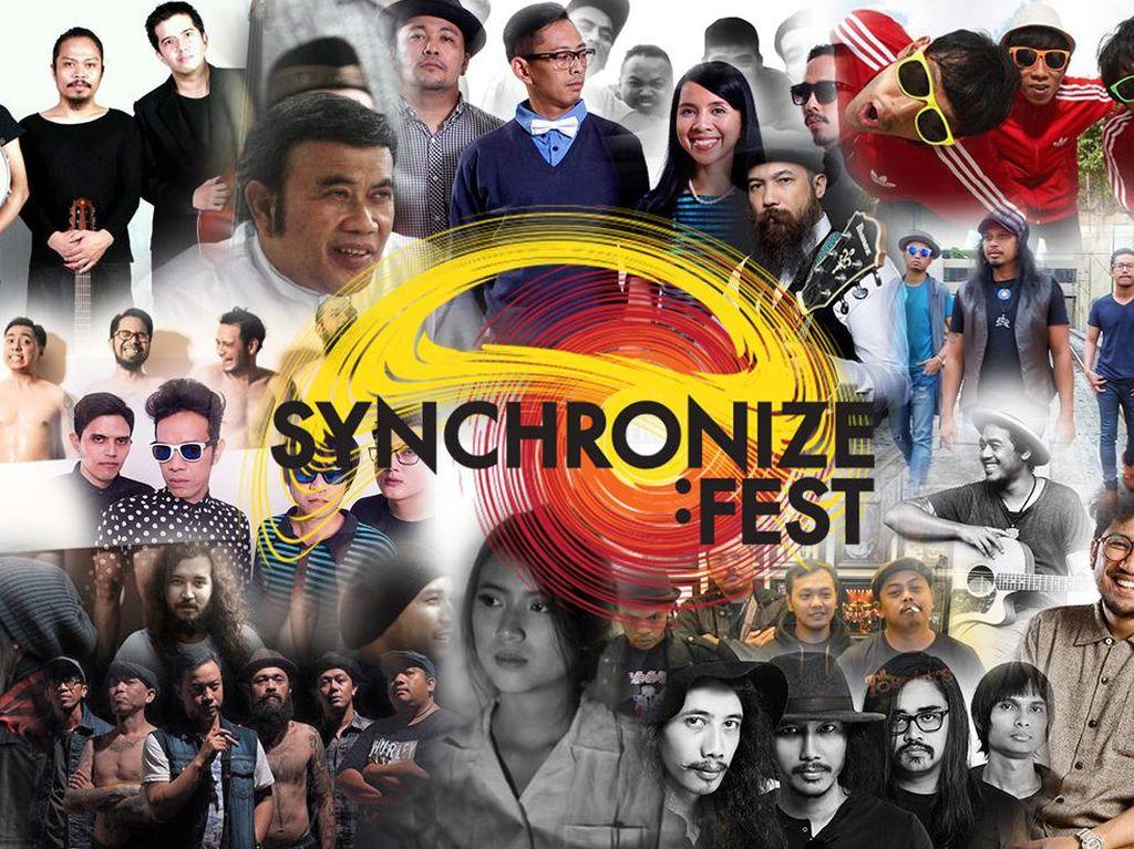 Tak Akan Ada Pengumuman Line Up Synchronize Fest hingga September 2020
