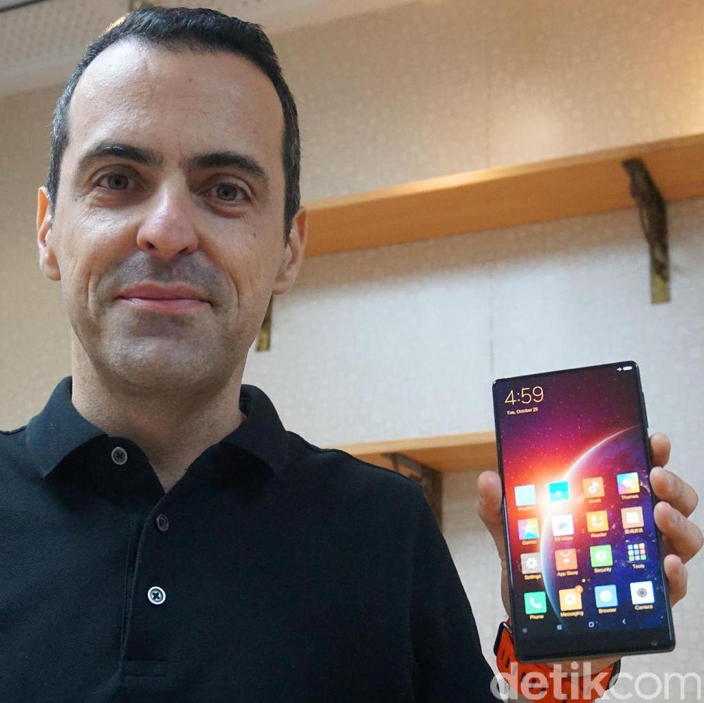 Pentolan Xiaomi Hugo Barra Mengundurkan Diri
