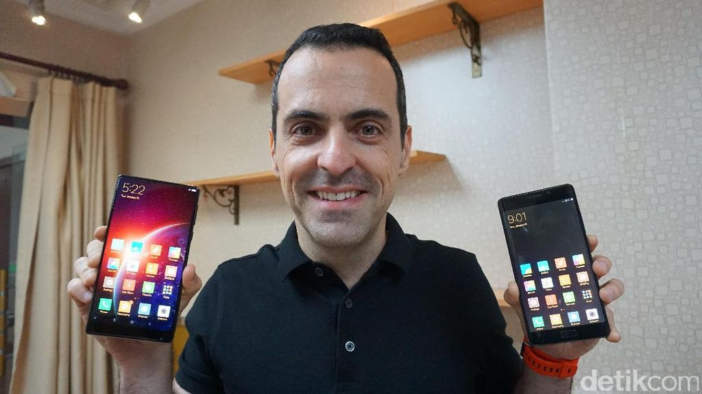 Hugo Barra Curhat, Beberkan Alasan Tinggalkan Xiaomi