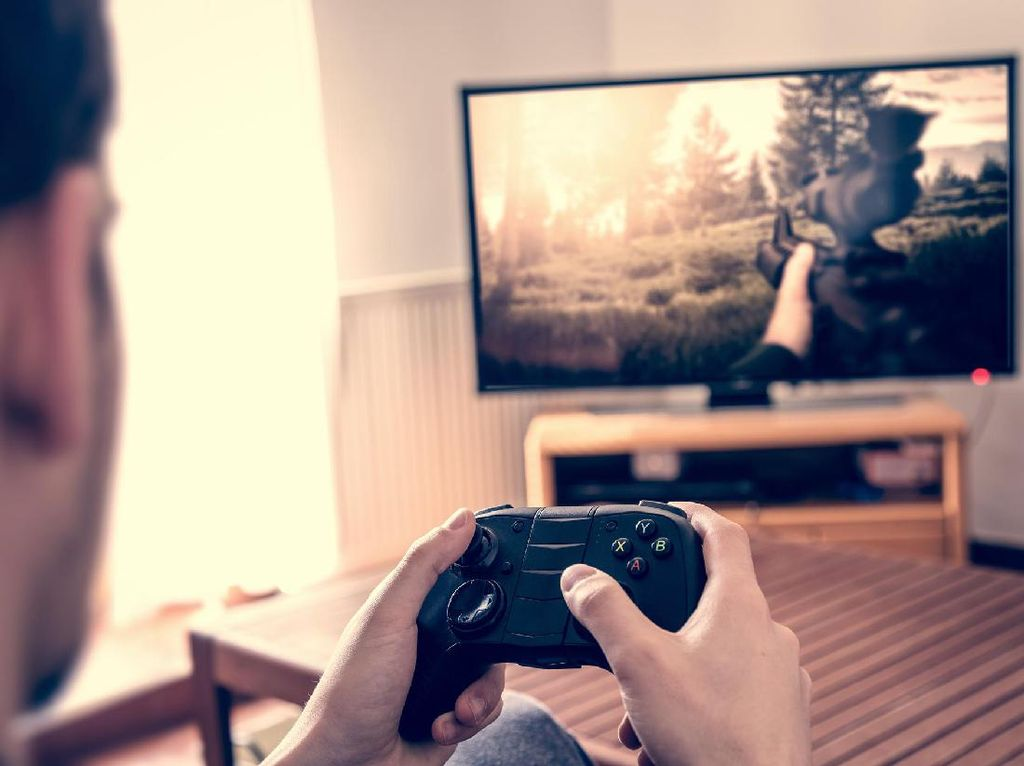 Video Game dan Media Sosial Dorong Penembakan Massal