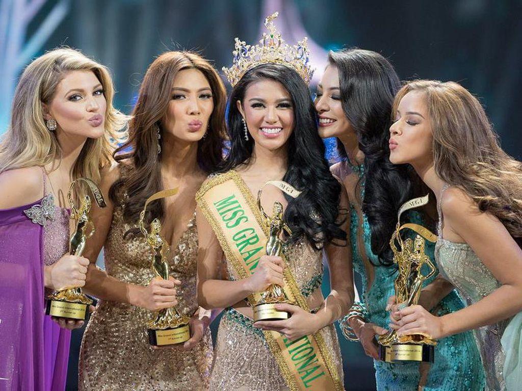 Selain Kevin Lilliana, 6 Wanita Ini Harumkan Indonesia di Kontes Miss Dunia