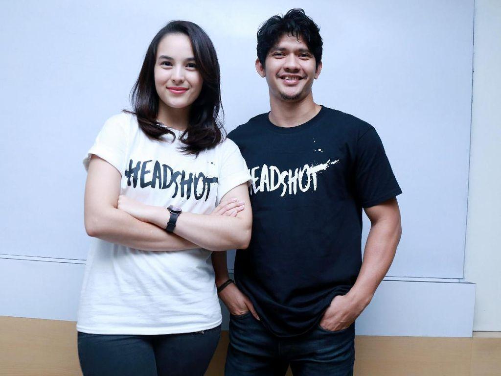 Jelang Tayang Perdana Headshot Kembali Rilis Trailer Final