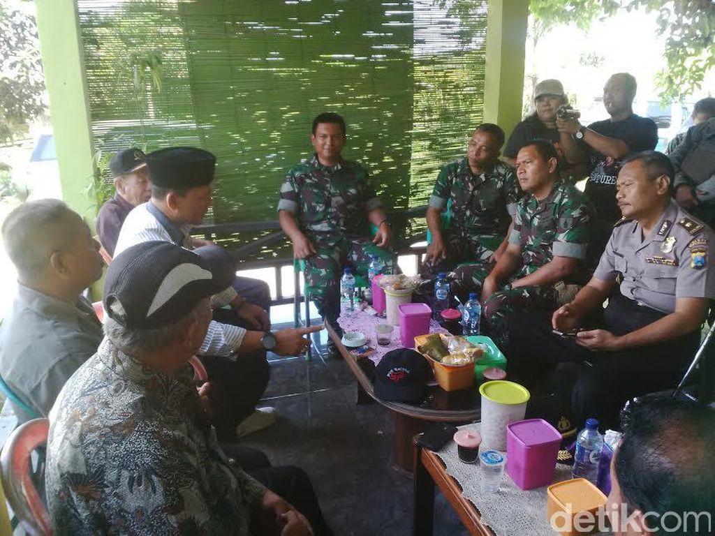 Puluhan Warga Kembali Tuntut Hak Tanah Warisan yang Dikuasai TNI