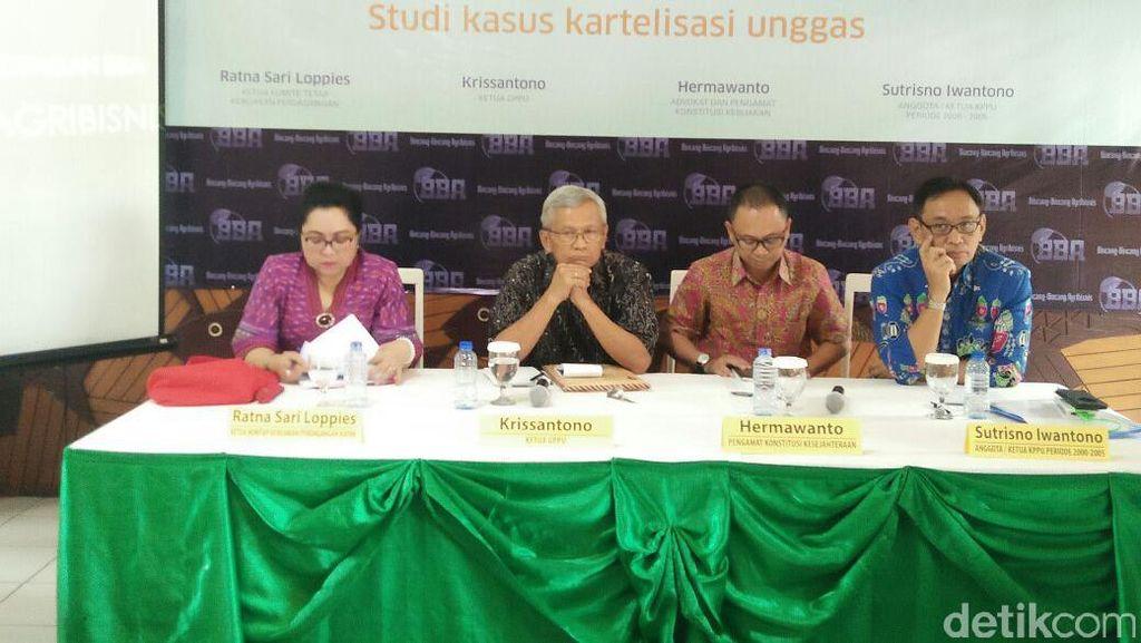 Pasca Divonis Kartel oleh KPPU, 12 Perusahaan Ayam Kehilangan Kepercayaan