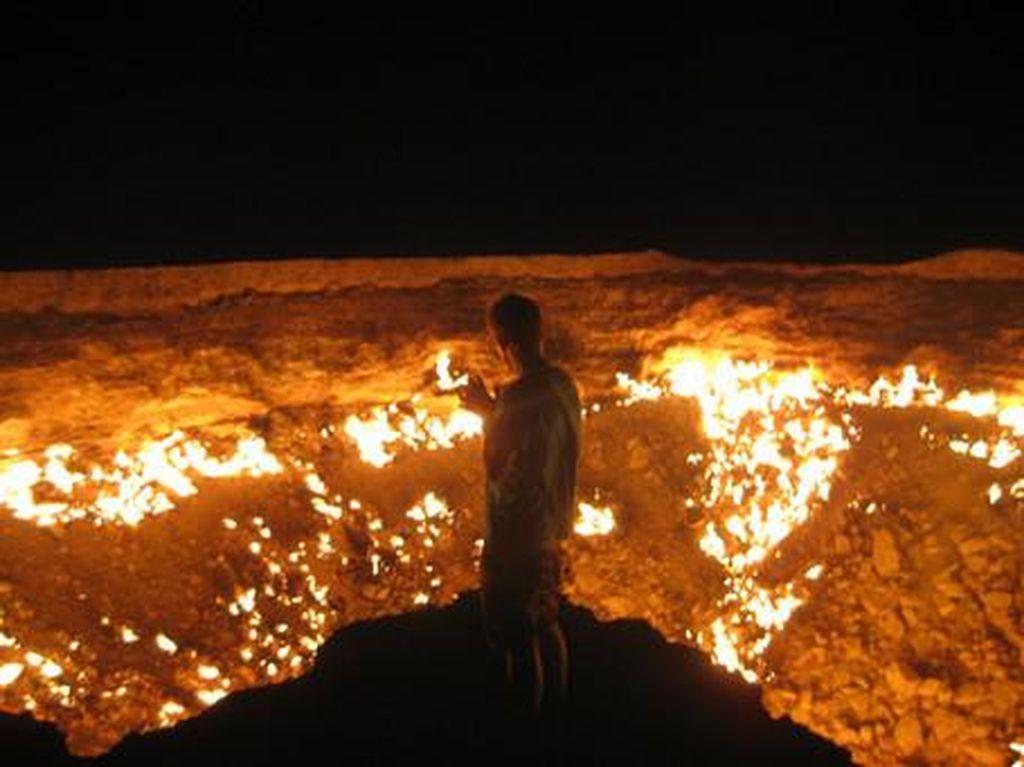 Api-api Abadi di Dunia, Salah Satunya Ada di Indonesia