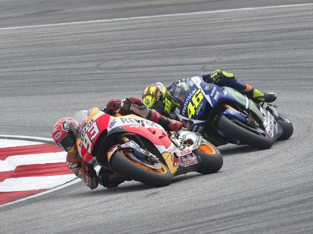 Marquez Bandingkan MotoGP dan F1 Musim 2016