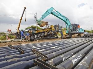 RI Butuh US$ 80 Miliar untuk Bangun Infrastruktur Gas Hingga 2030