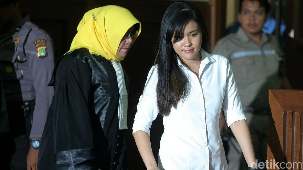 Memori Banding Jessica Wongso Didaftarkan ke PN Jakpus, Tebalnya 148 Halaman