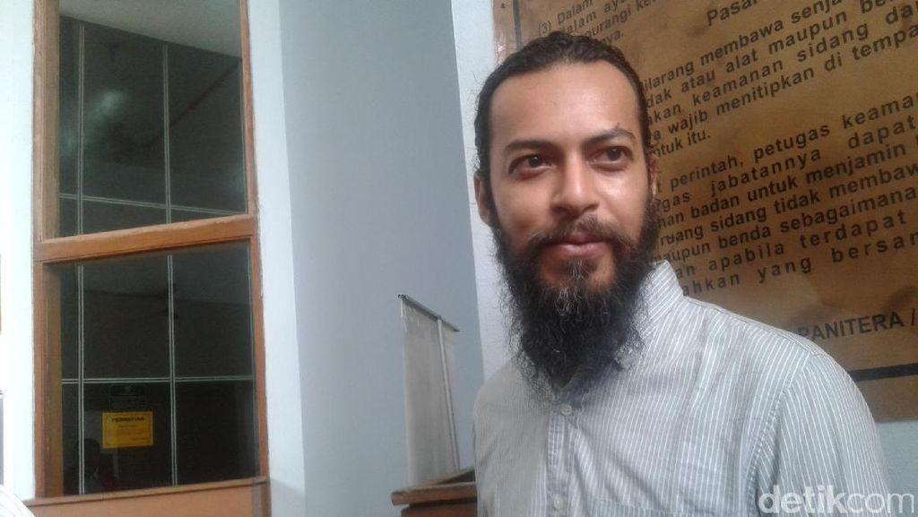 Bersedia Jadi Saksi, Alex Abbad Ingin Tolong Restu Sinaga