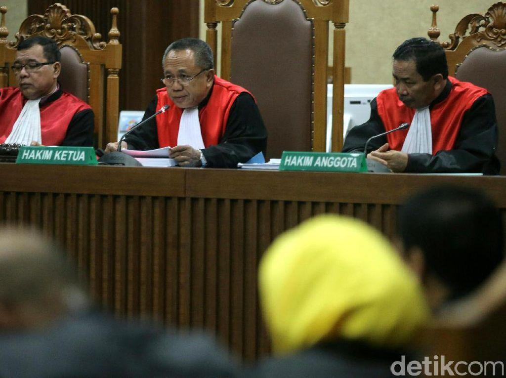 Hakim: Tangisan Jessica Wongso Sandiwara