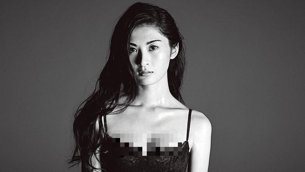 Ryoko Nakaoka, Wanita dengan Payudara Terindah asal Jepang