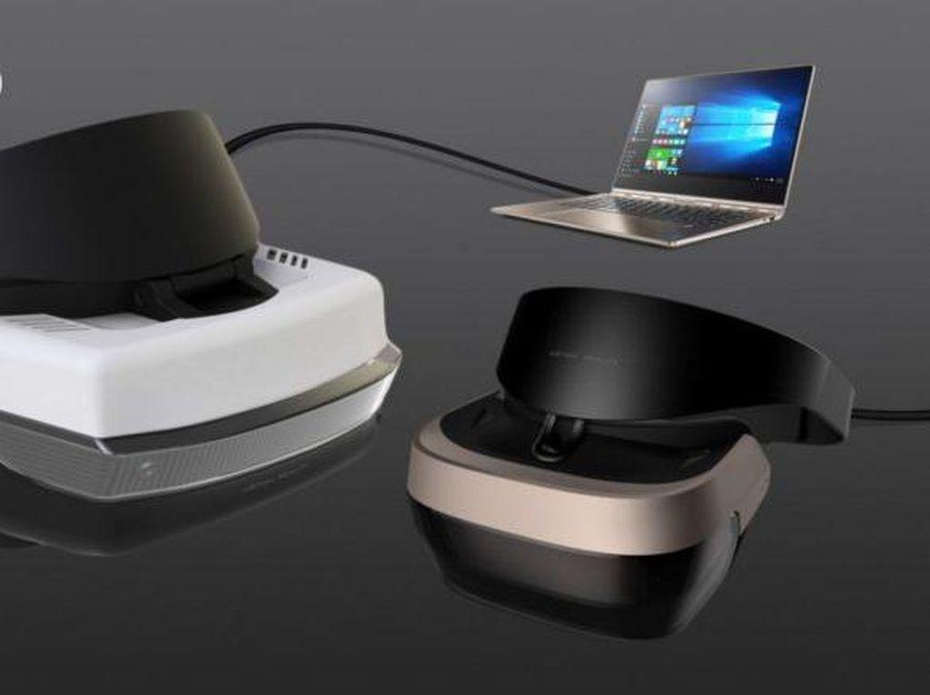 Headset VR Microsoft Dibanderol Rp 3,9 Juta