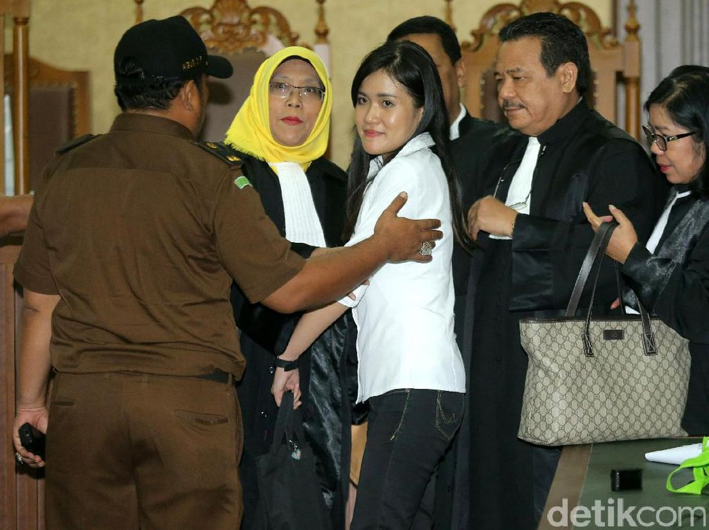 Kasasi Ditolak, Jessica Kumala Wongso Akan Ajukan PK