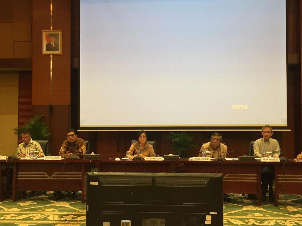 Belanja Infrastruktur Jokowi Tahun Depan Rp 387 T