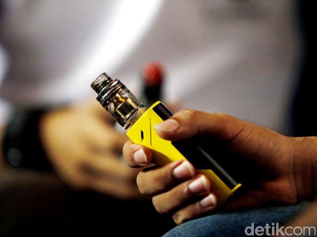Studi: Tren Rokok Elektrik di Kalangan Remaja Meningkat!