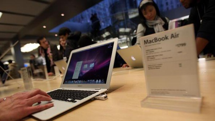 Macbook. Foto: Getty Images