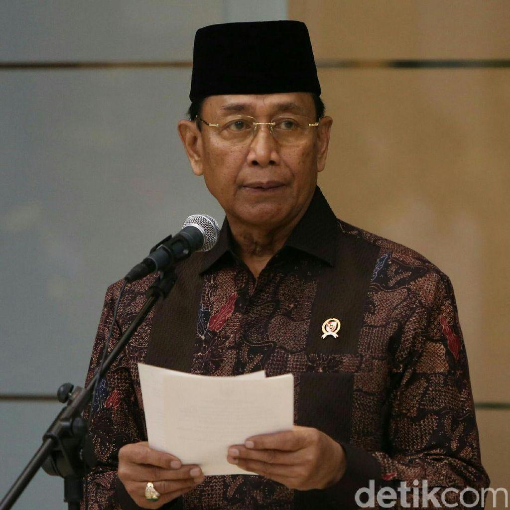 Wiranto Jamin Era Jokowi-JK Tidak akan Jadi Rezim Otoriter