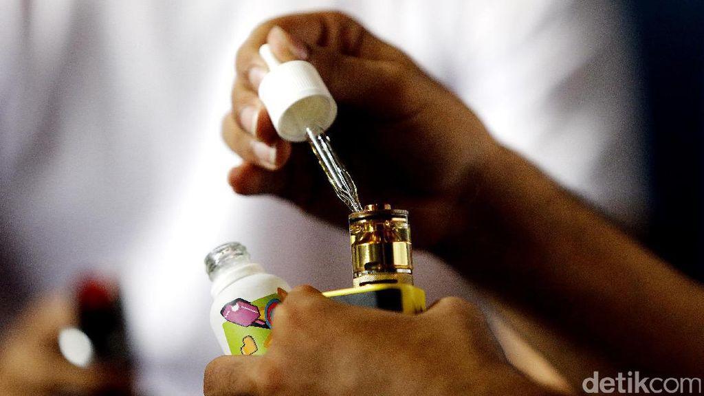 Obat Tertukar Cairan Rokok Elektrik, Bocah Ini Keracunan Nikotin