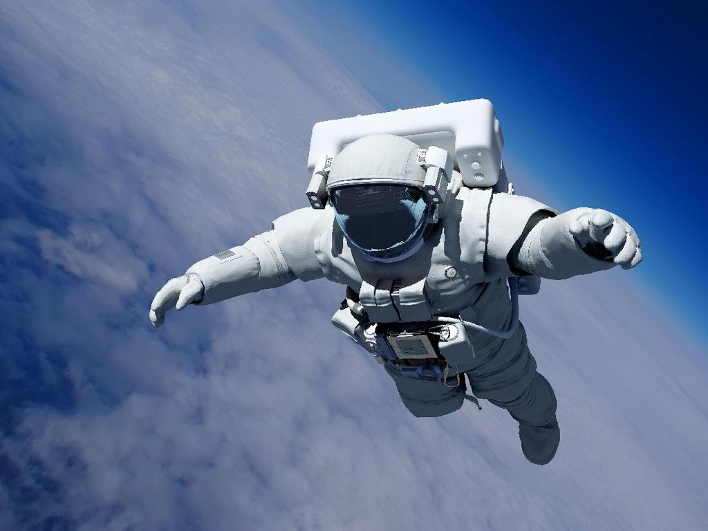 Astronaut Beberkan Cara Pakai Toilet di Luar Angkasa