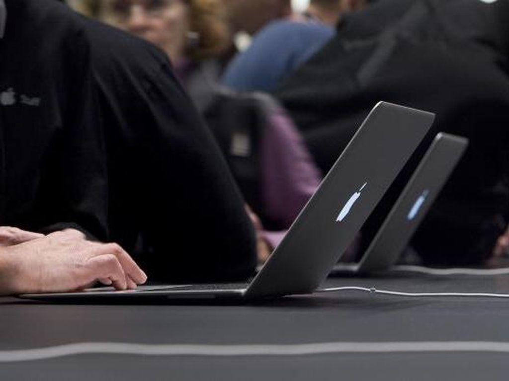 Penjualan Laptop Apple Jungkalkan Asus