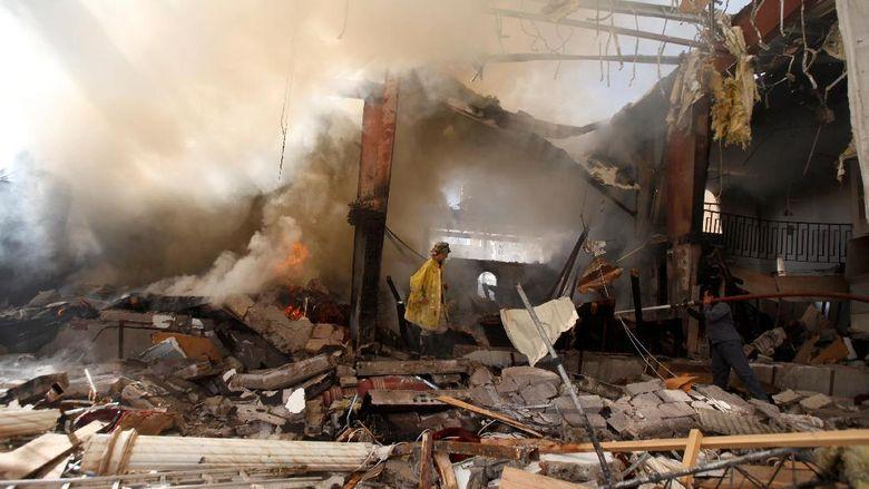 WHO: Total Korban Tewas Di Yaman Capai 7.000 Jiwa
