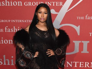 Nicki Minaj Kerampokan, Perhiasan Rp 2,3 M Raib