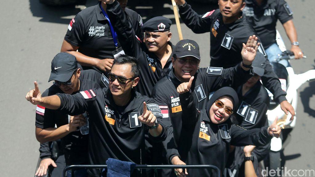 Timses Agus Sebut Janji Rp 1 M Tiap RW Sejalan dengan Program Jokowi