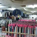 Cek Baju Bekas Ilegal, Pasar Baru dan Senen Akan Disidak