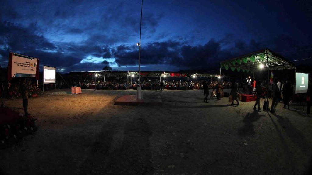 9 Kabupaten Papua akan Terang Benderang Tahun Depan